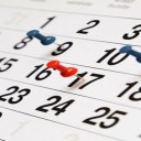 The au pair timetable or schedule
