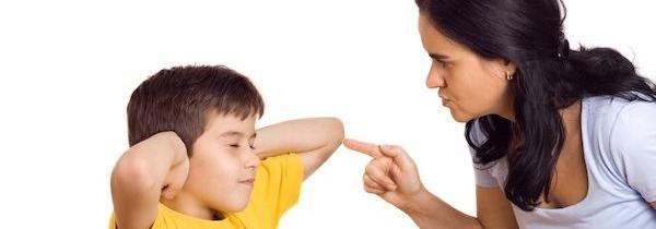 How to discipline children